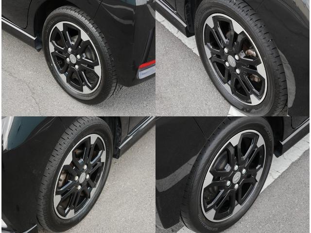 カスタム RS ハイパーSA ワンオーナー 純正8型ナビ(10枚目)