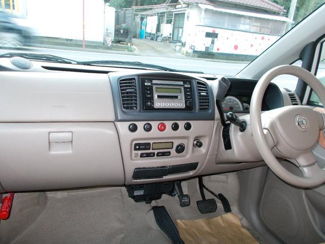 日産 モコ Q キーレス ベンチシート CD 13AW 衝突安全ボディ