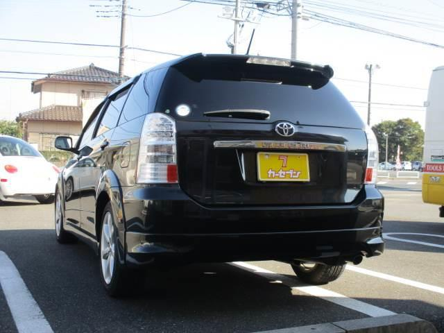 トヨタ ウィッシュ Z