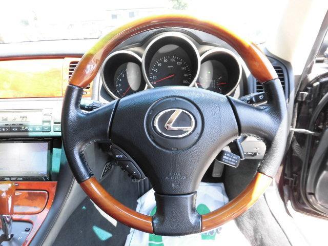 トヨタ ソアラ 430SCV SC仕様 HDDナビ 地デジ 車高調 20AW