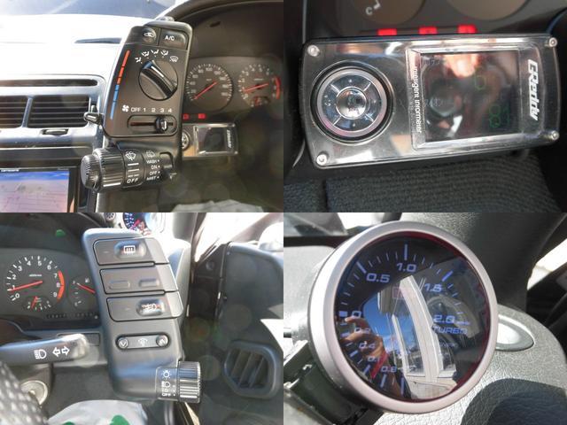 日産 フェアレディZ バージョンS ツインターボ 純正5速 車高調 18AW ナビ