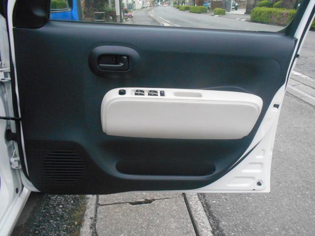 運転席ドア内張