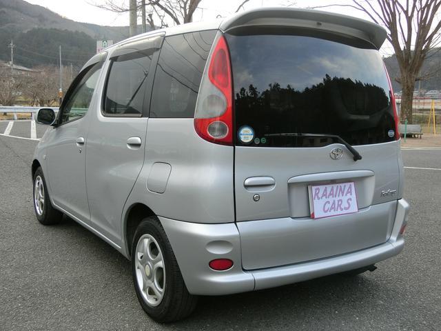 トヨタ ファンカーゴ X リミテッド