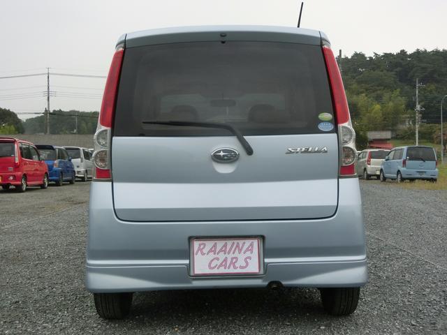 スバル ステラ LX