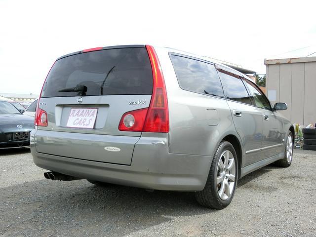 「日産」「ステージア」「ステーションワゴン」「埼玉県」の中古車8