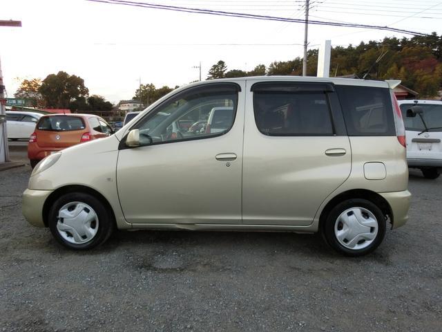 「トヨタ」「ファンカーゴ」「ミニバン・ワンボックス」「埼玉県」の中古車5
