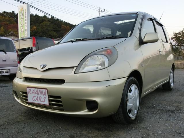 「トヨタ」「ファンカーゴ」「ミニバン・ワンボックス」「埼玉県」の中古車7