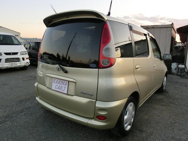 「トヨタ」「ファンカーゴ」「ミニバン・ワンボックス」「埼玉県」の中古車8