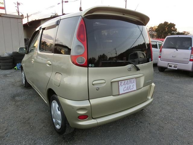 「トヨタ」「ファンカーゴ」「ミニバン・ワンボックス」「埼玉県」の中古車9