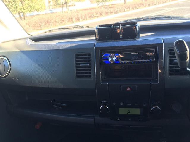 スズキ ワゴンR スティングレーX スマートキー社外オーディオ フル装備ABS