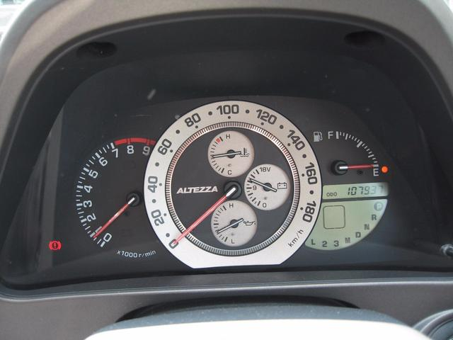 トヨタ アルテッツァ RS200 Zエディション