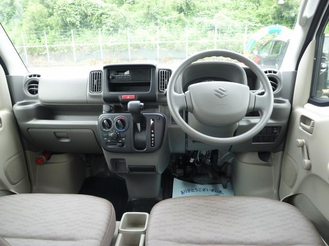 スズキ エブリイ PA 4WD 両側スライドドア Wエアバック エアコン