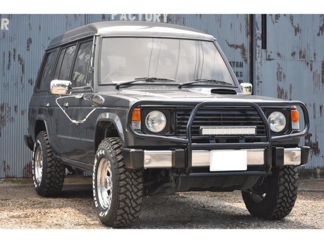 「三菱」「パジェロ」「SUV・クロカン」「群馬県」の中古車7