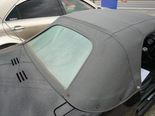 ホンダ ビート ベースグレード 5速マニュアル車 エアロ 社外アルミ