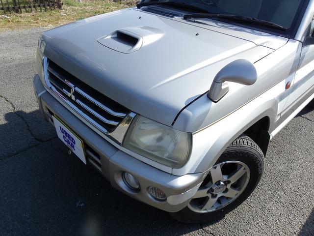 三菱 パジェロミニ サウンドビートエディションVR電動格納ミラーキーレス4WD