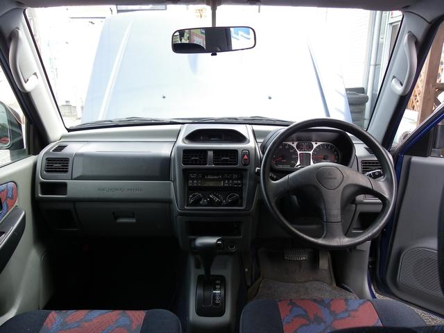 三菱 パジェロミニ V 4WD ターボ サンルーフ キーレス