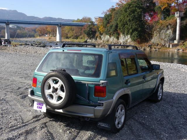 日産 ラシーン フォルザ Sパッケージ 4WD 電格ミラー 深谷市中古車販売