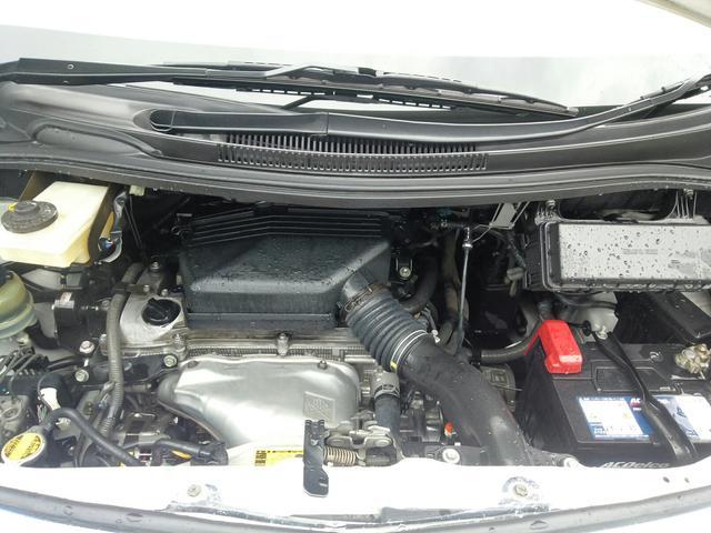 トヨタ アルファードV AS リミテッド 20inカールソン アルミ両側電動