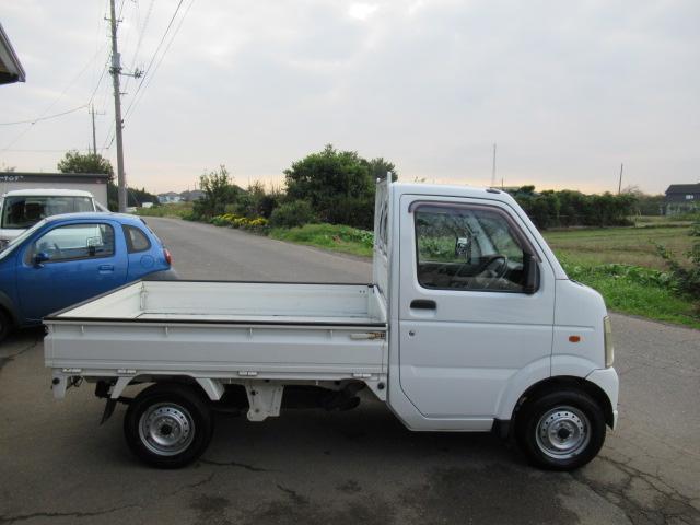 KCエアコン・パワステ 5速マニュアル 4WD(7枚目)
