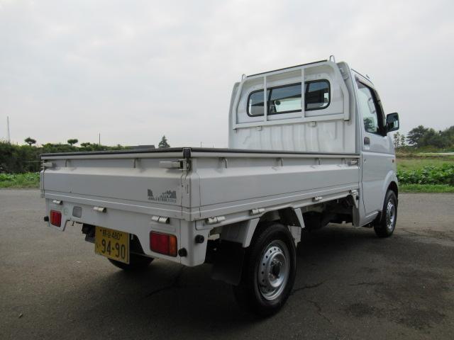 KCエアコン・パワステ 5速マニュアル 4WD(9枚目)