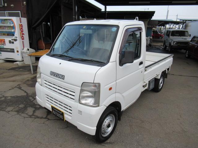 KCエアコン・パワステ 5速マニュアル 4WD(14枚目)