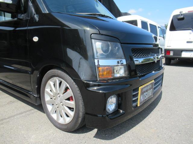 RR-Sリミテッド ターボ スマートキー 純正アルミ HIDライト HDDナビ TEIN車高調 車検令和4年6月 修復なし(5枚目)