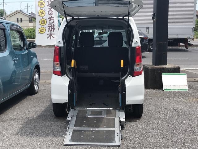 スローパー 福祉車両 AT 修復歴無 オーディオ付 PS(2枚目)