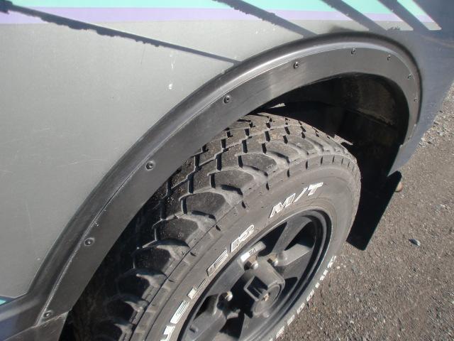 タイベル交換済 ターボ 4WD 社外バンパー(15枚目)