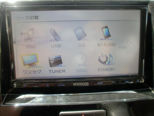 X ナビ TV ETC バックカメラ スマートキー プッシュスタート 片側電動スライドドア(10枚目)