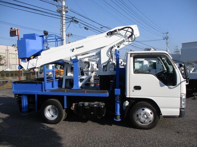 タダノ 10m 高所作業車 AT00TG(11枚目)
