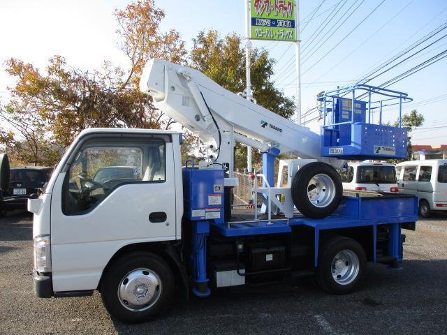 タダノ 10m 高所作業車 AT00TG(12枚目)