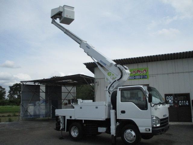 アイチ 10m 高所作業車 SH10A 4WD(2枚目)