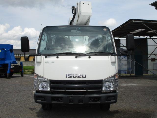 アイチ 10m 高所作業車 SH10A 4WD(8枚目)