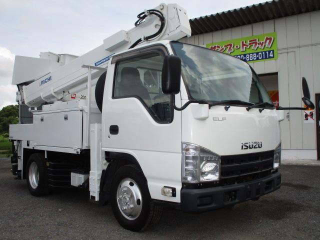 アイチ 10m 高所作業車 SH10A 4WD(9枚目)