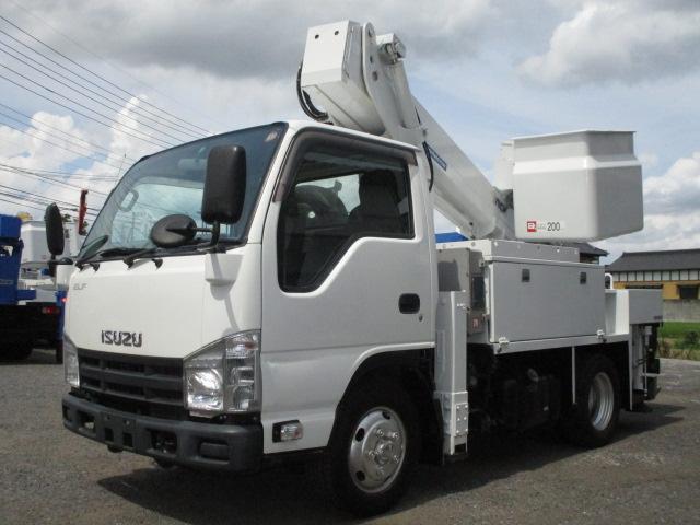 アイチ 10m 高所作業車 SH10A 4WD(10枚目)