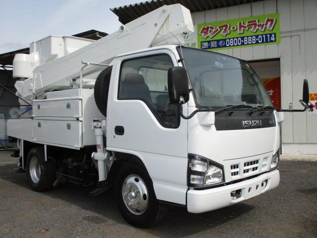アイチ SH09A 高所作業車 サブエンジン付(15枚目)