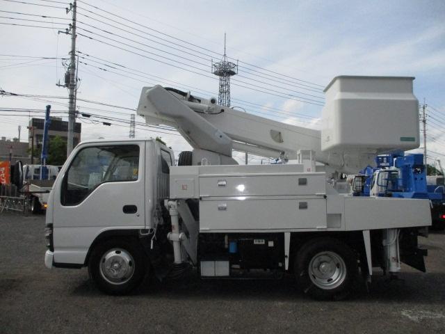 アイチ SH09A 高所作業車 サブエンジン付(18枚目)