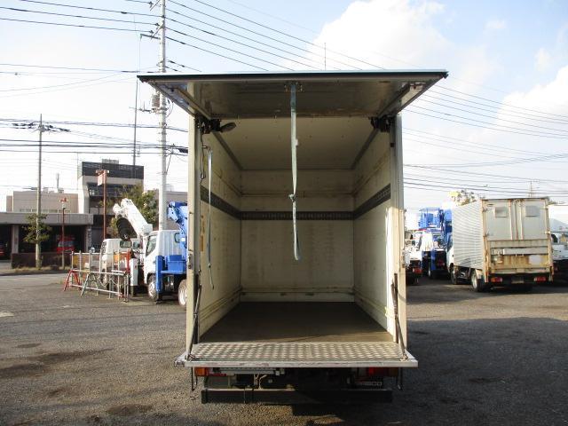 積載1500kg アルミバン(2枚目)