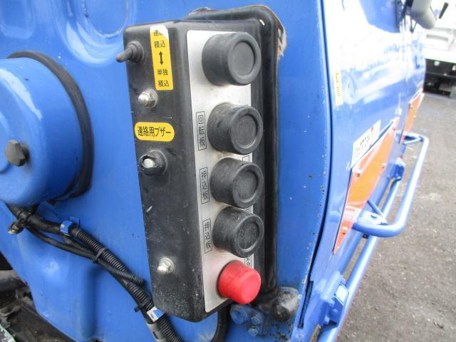5.0立米 巻込式 パッカー車 積載3トン 連続スイッチ(6枚目)