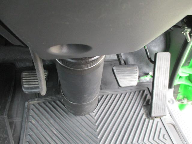 アイチ製 D50A 穴掘建柱車 抜柱機 水タンク(11枚目)