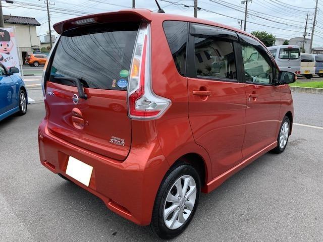 「日産」「デイズ」「コンパクトカー」「栃木県」の中古車4