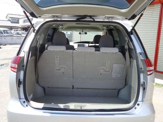 トヨタ エスティマ 2.4アエラスGエディション 両側電動スライド スマートキー