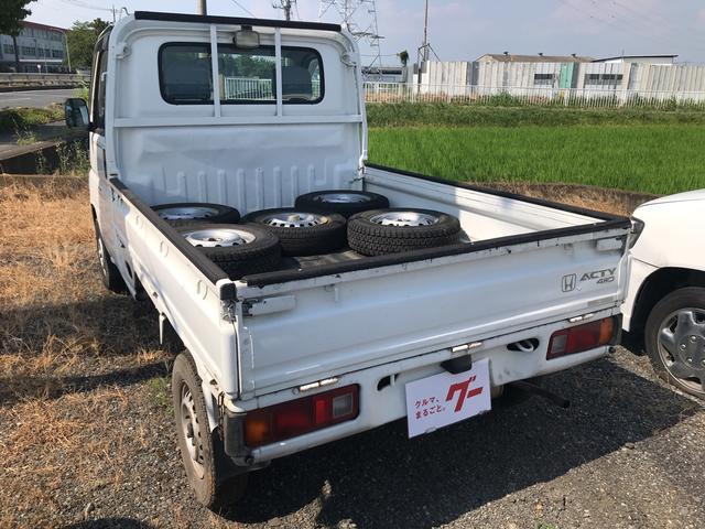 SDX 4WD 5MT パワステ 3方開 エアバッグ作業灯(6枚目)