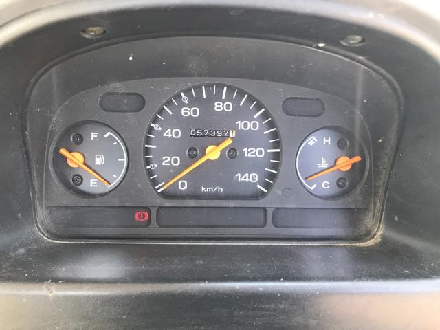 4WD 5速MT アクセサリーソケット ラジオ 3方開(16枚目)