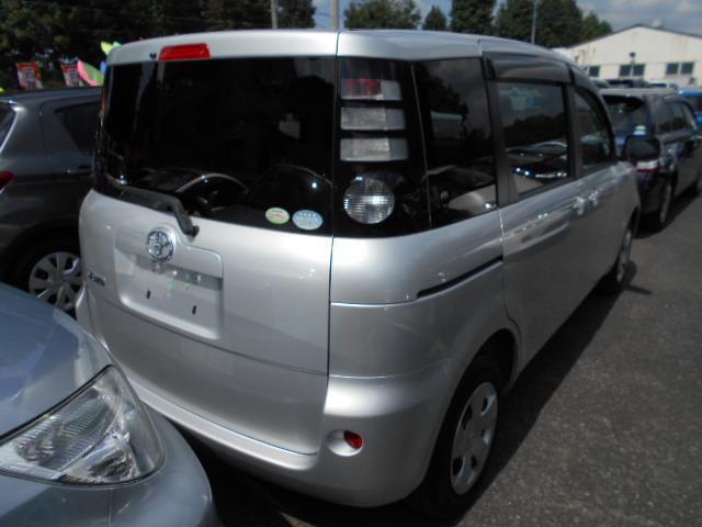 トヨタ シエンタ Xリミテッド ABS