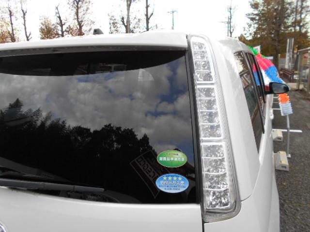 トヨタ アイシス プラタナ 純正アルミ メモリーナビ 4WD バックモニター