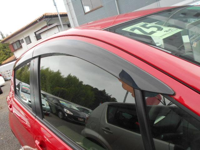 トヨタ ヴィッツ F スマイルエディション ABS WエアB CD