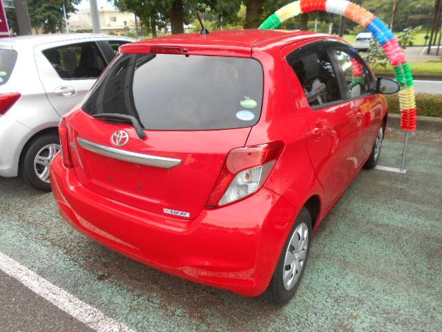 トヨタ ヴィッツ F スマイルエディション ABS CD