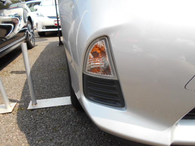 トヨタ アクア S CD メモリーナビ 走行80000km 車検整備付