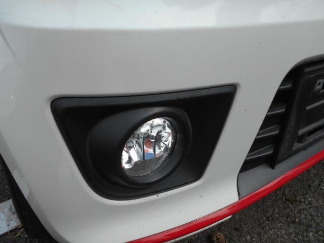 スズキ アルトターボRS ベースグレード 純アルミ ABS